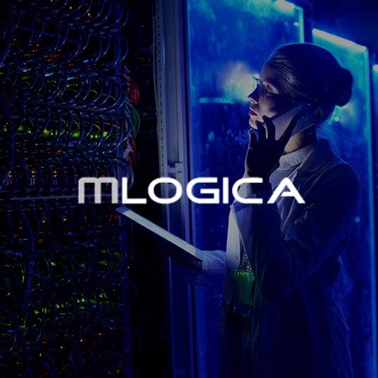 mLogica Logo