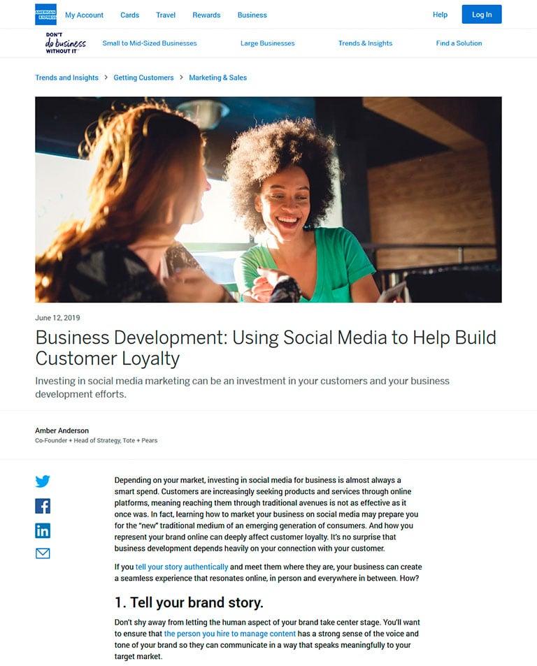 blogs b2b marketing website strategies
