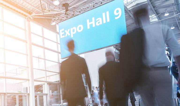 conferences trade shows expos summits b2b marketing types