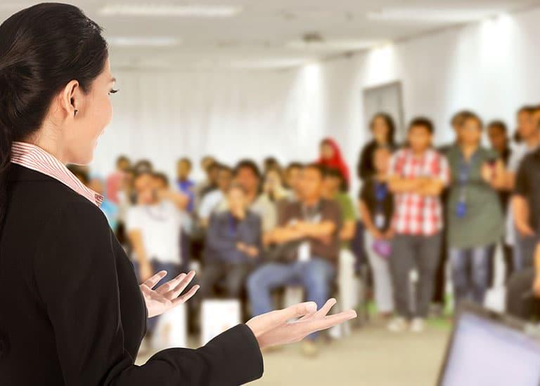 speakers b2b marketing types