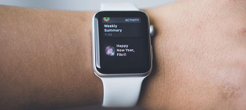 hand wrist apple watch