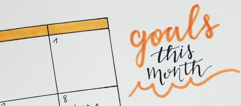 set your pr goals