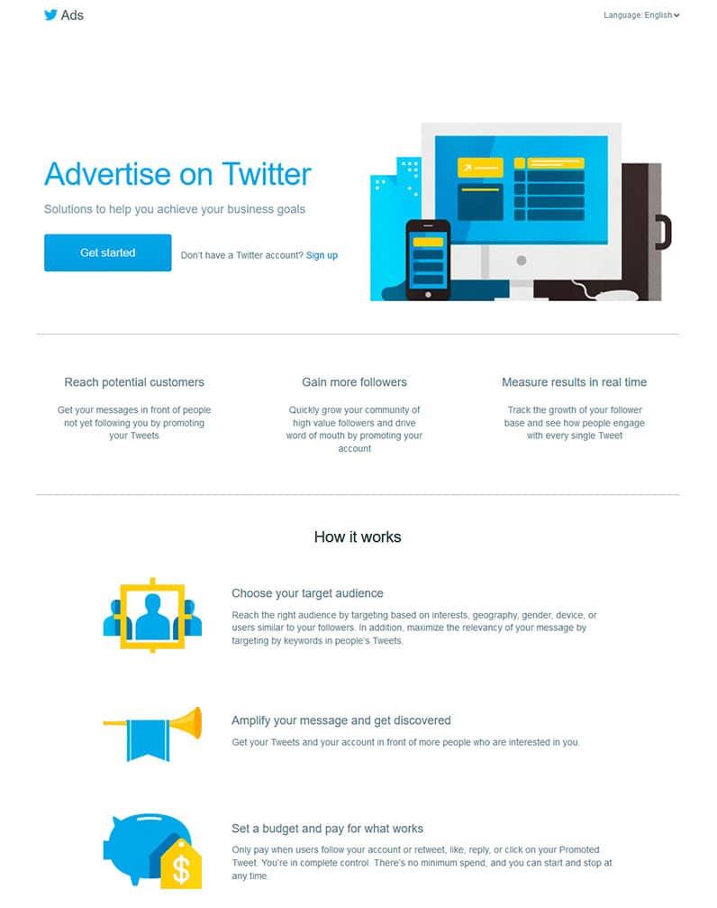 twitter ads screenshot