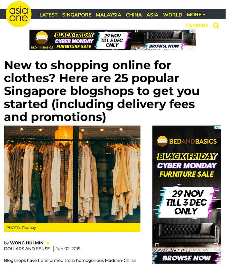 asiaone website screenshot