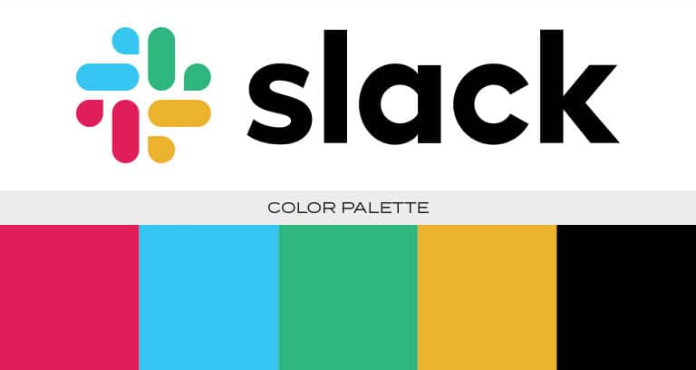 slack logo color scheme