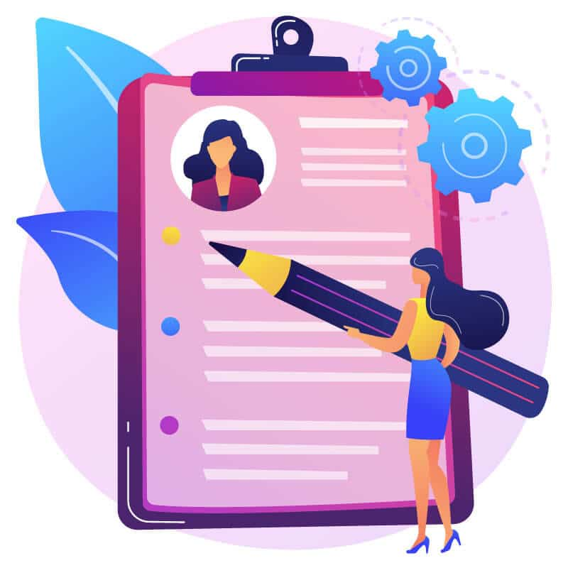 ensure your resume is eye catching.how to