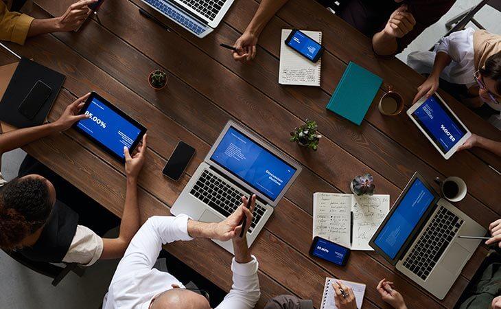people work meeting